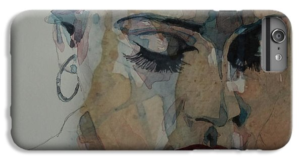 Adele - Make You Feel My Love  IPhone 6s Plus Case by Paul Lovering