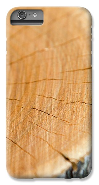 Against The Grain IPhone 6s Plus Case by Christina Rollo