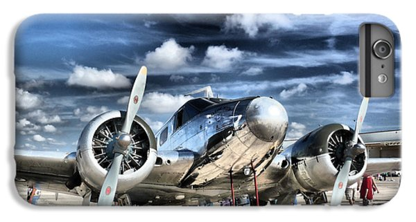 Airplane iPhone 6s Plus Case - Air Hdr by Arthur Herold Jr
