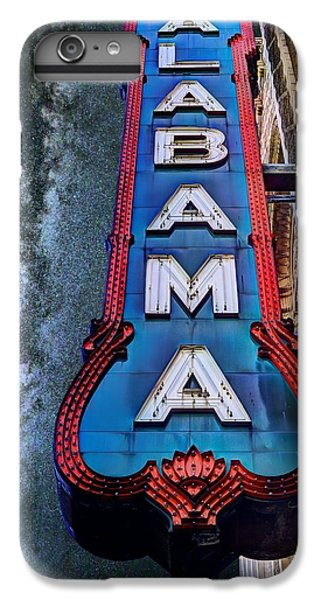 Alabama IPhone 6s Plus Case by JC Findley