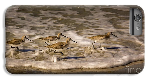 Sandpiper iPhone 6s Plus Case - All Together Now by Marvin Spates