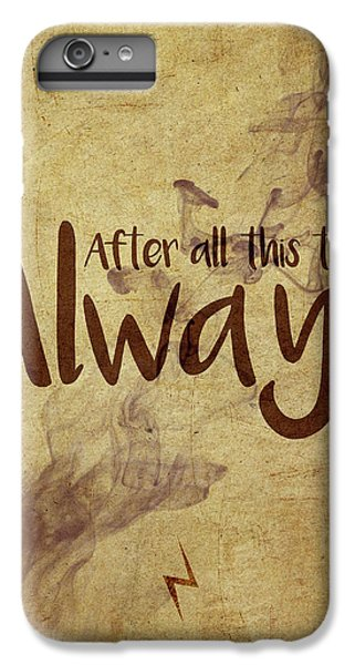 Wizard iPhone 6s Plus Case - Always by Samuel Whitton