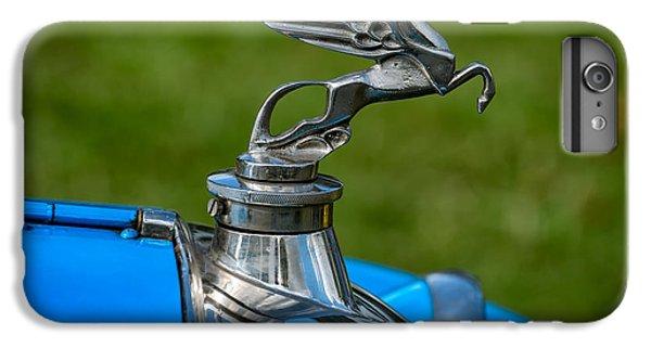 Amilcar Pegasus Emblem IPhone 6s Plus Case by Adrian Evans