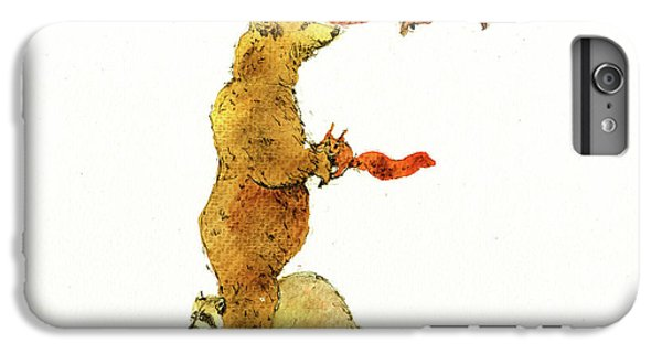 Animal Letter IPhone 6s Plus Case