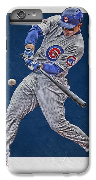 Anthony Rizzo Chicago Cubs Art 1 IPhone 6s Plus Case