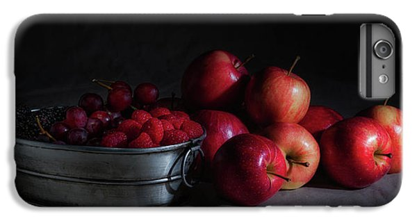 Apples And Berries Panoramic IPhone 6s Plus Case