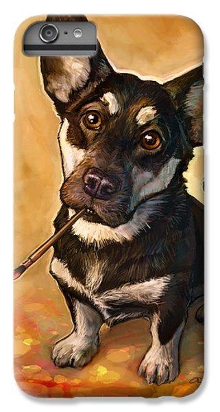 Prairie Dog iPhone 6s Plus Case - Arfist by Sean ODaniels