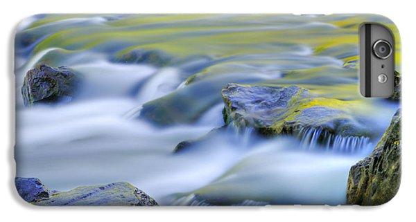 Landscape iPhone 6s Plus Case - Argen River by Silke Magino