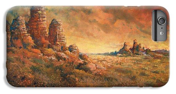 Desert Sunset iPhone 6s Plus Case - Arizona Sunset by Andrew King