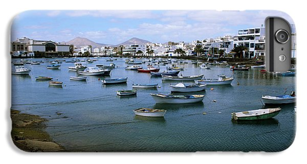 Canary iPhone 6s Plus Case - Arrecife - Lanzarote by Cambion Art