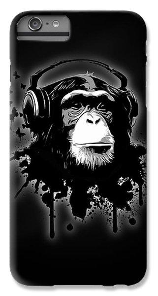 Monkey Business - Black IPhone 6s Plus Case