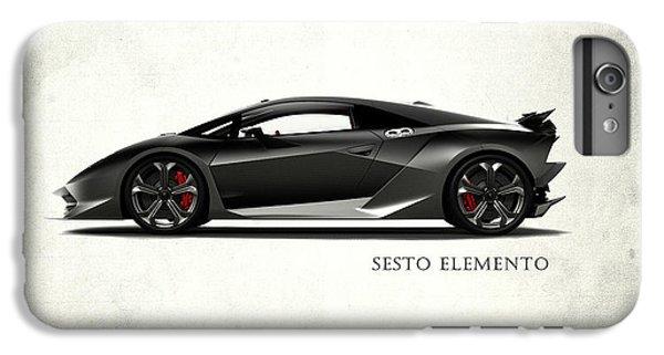 Lamborghini Sesto Elemento IPhone 6s Plus Case