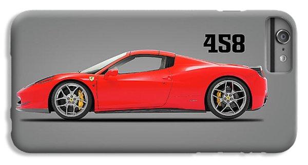 Ferrari 458 Italia IPhone 6s Plus Case