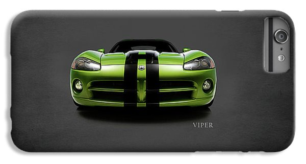 Dodge Viper IPhone 6s Plus Case by Mark Rogan
