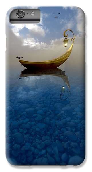 Boat iPhone 6s Plus Case - Narcissism by Cynthia Decker