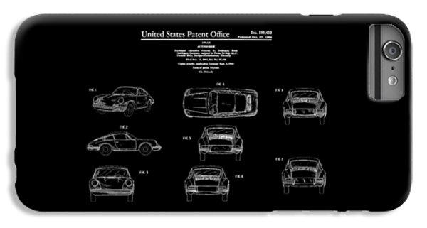 Porsche 911 Patent IPhone 6s Plus Case