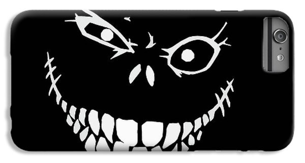 Crazy Monster Grin IPhone 6s Plus Case by Nicklas Gustafsson