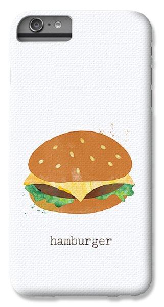 Hamburger IPhone 6s Plus Case