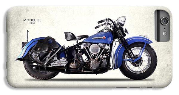 Harley-davidson El 1948 IPhone 6s Plus Case by Mark Rogan