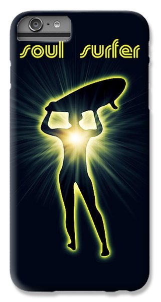 Venice Beach iPhone 6s Plus Case - Soul Surfer by Mark Ashkenazi