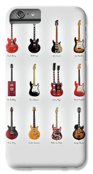 Guitar Icons No1 IPhone 6s Plus Case