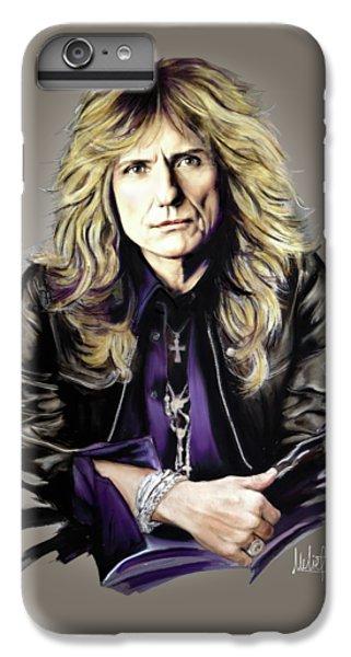 David Coverdale IPhone 6s Plus Case by Melanie D