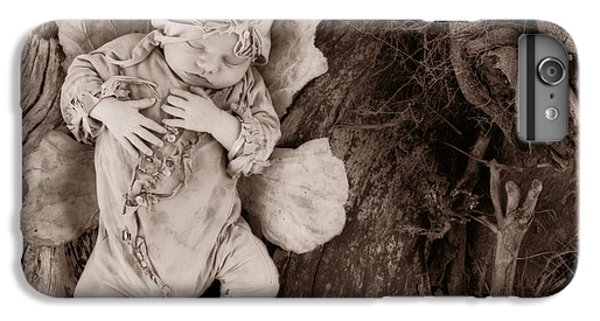 Fairy iPhone 6s Plus Case - Driftwood Fairy by Anne Geddes