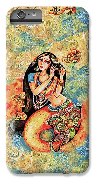 Aanandinii And The Fishes IPhone 6s Plus Case by Eva Campbell