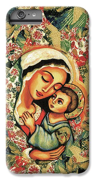 The Blessed Mother IPhone 6s Plus Case