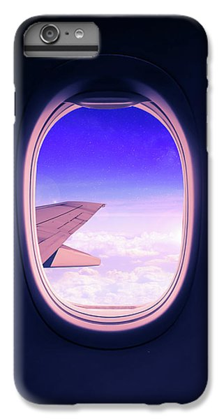 Airplane iPhone 6s Plus Case - Travel The World by Nicklas Gustafsson