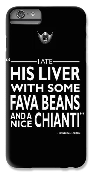 Starlings iPhone 6s Plus Case - I Ate His Liver by Mark Rogan