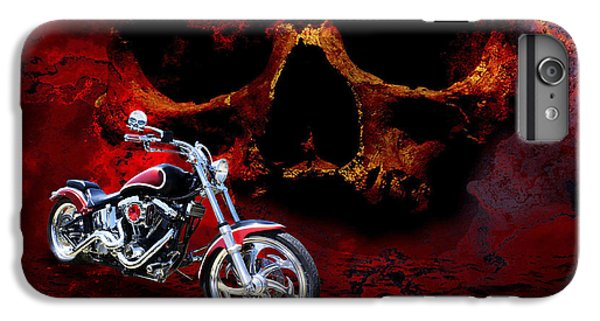 Heaven And Hell IPhone 6s Plus Case by Linda Lees