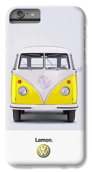 Lemon IPhone 6s Plus Case by Mark Rogan