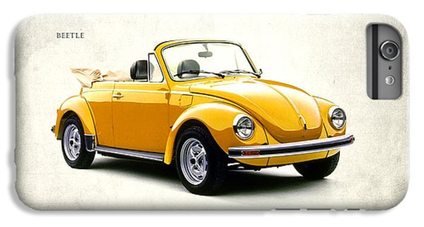 Vw Beetle 1972 IPhone 6s Plus Case by Mark Rogan