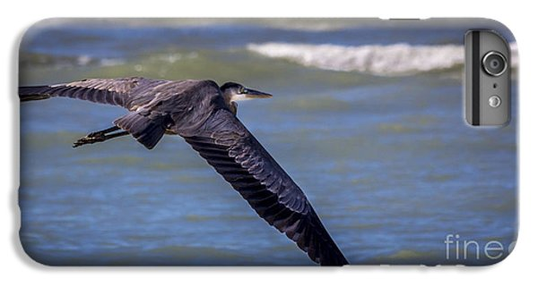 Sandpiper iPhone 6s Plus Case - As Easy As This by Marvin Spates
