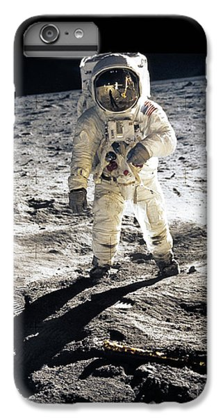 Astronaut IPhone 6s Plus Case by Photo Researchers