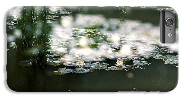 IPhone 6s Plus Case featuring the photograph At Claude Monet's Water Garden 5 by Dubi Roman