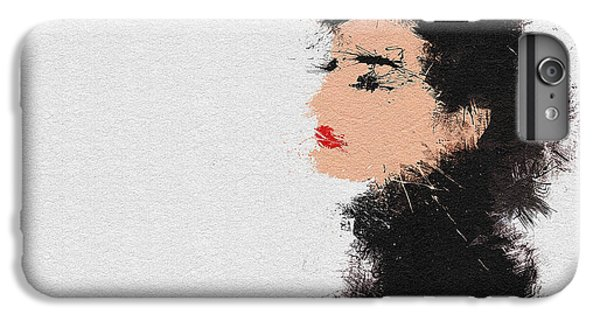 Audrey Hepburn IPhone 6s Plus Case by Miranda Sether