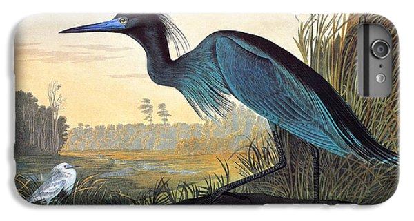 Audubon: Little Blue Heron IPhone 6s Plus Case by Granger