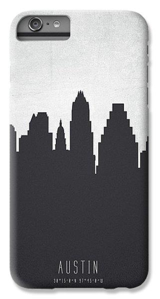 Austin Texas Cityscape 19 IPhone 6s Plus Case by Aged Pixel