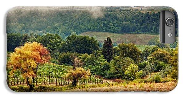 Autumnal Hills IPhone 6s Plus Case
