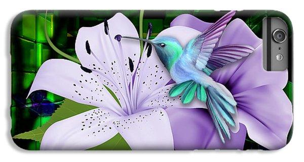 Aviation Hummingbird IPhone 6s Plus Case
