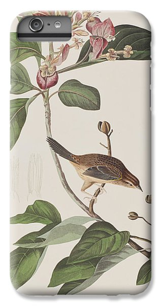 Bachmans Sparrow IPhone 6s Plus Case by John James Audubon