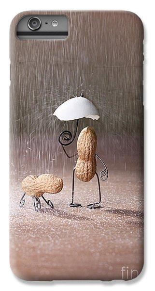 Umbrella iPhone 6s Plus Case - Bad Weather 02 by Nailia Schwarz