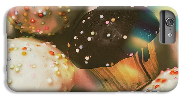 Fairy Cake iPhone 6s Plus Case - Bakers Cupcake Delight by Jorgo Photography - Wall Art Gallery