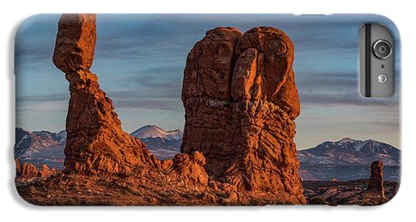 iPhone 6s Plus Case - Balanced Rock Sunset by Dan Norris