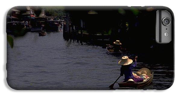 Bangkok Floating Market IPhone 6s Plus Case