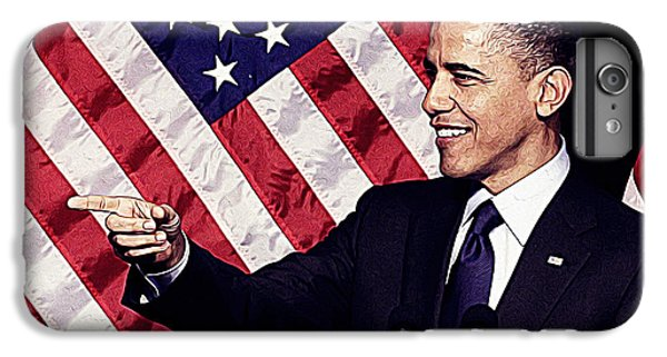 Barack Obama IPhone 6s Plus Case