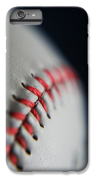 Baseball Fan IPhone 6s Plus Case by Rachelle Johnston