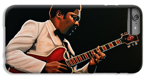 B. B. King IPhone 6s Plus Case by Paul Meijering